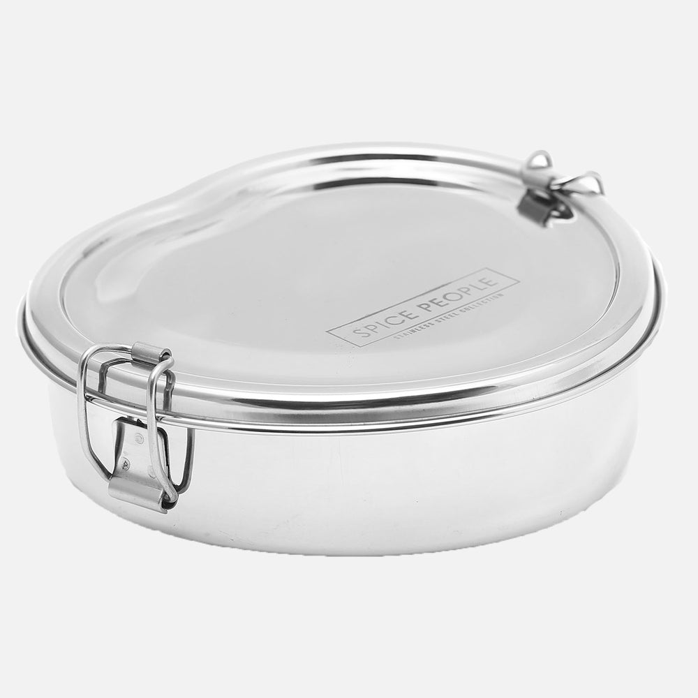 Tiffin Box for Lunch Stainless Steel