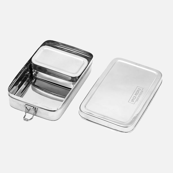 inside container plate lock tiffin box