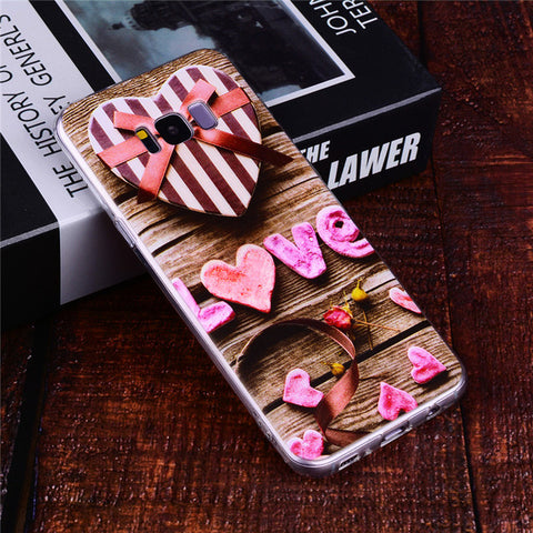 Silicone Case For Samsung Galaxy