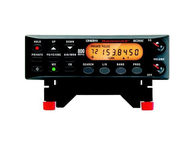 Uniden BC355N 300 Channel Scanner