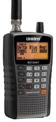 Uniden BC125AT Handheld Scanner