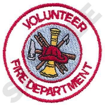 Volunteer Fire Logo