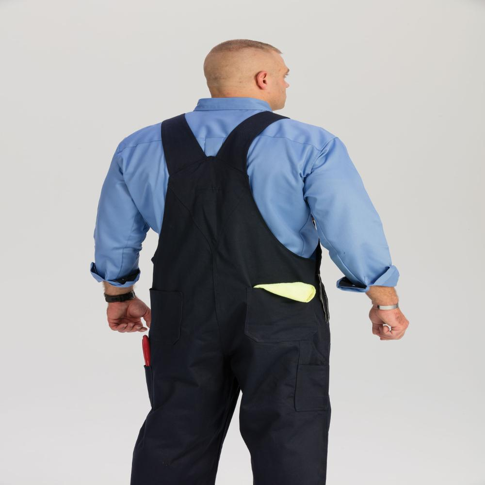 TOPPS2 Unlined Bib Overalls
