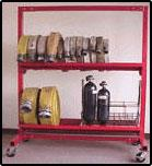 Two Tier Hose Rack