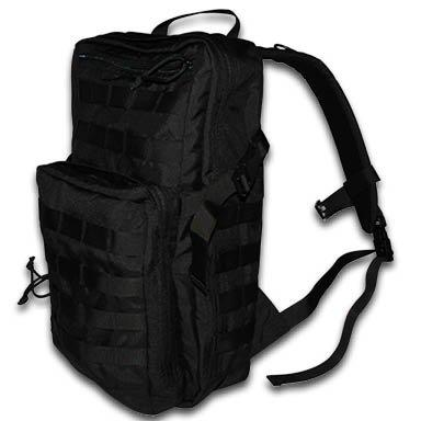 Tactical Medical Backpack - Tactical Black