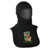 Majestic Apparel PAC II Black Specialty Hood with Fighting Irish Logo