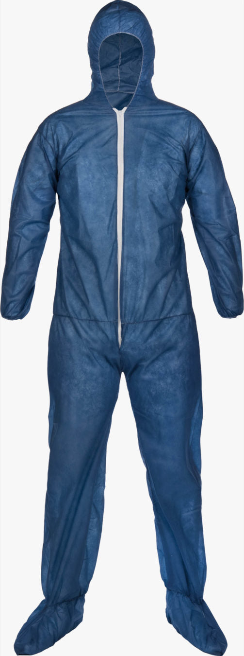 ZoneGard Coverall - Hood/Boots