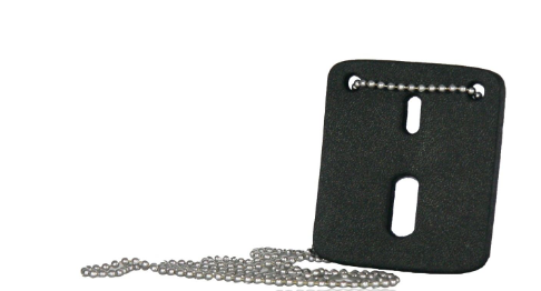 JUNIOR VALUE BADGE HOLDER WITH NECK CHAIN