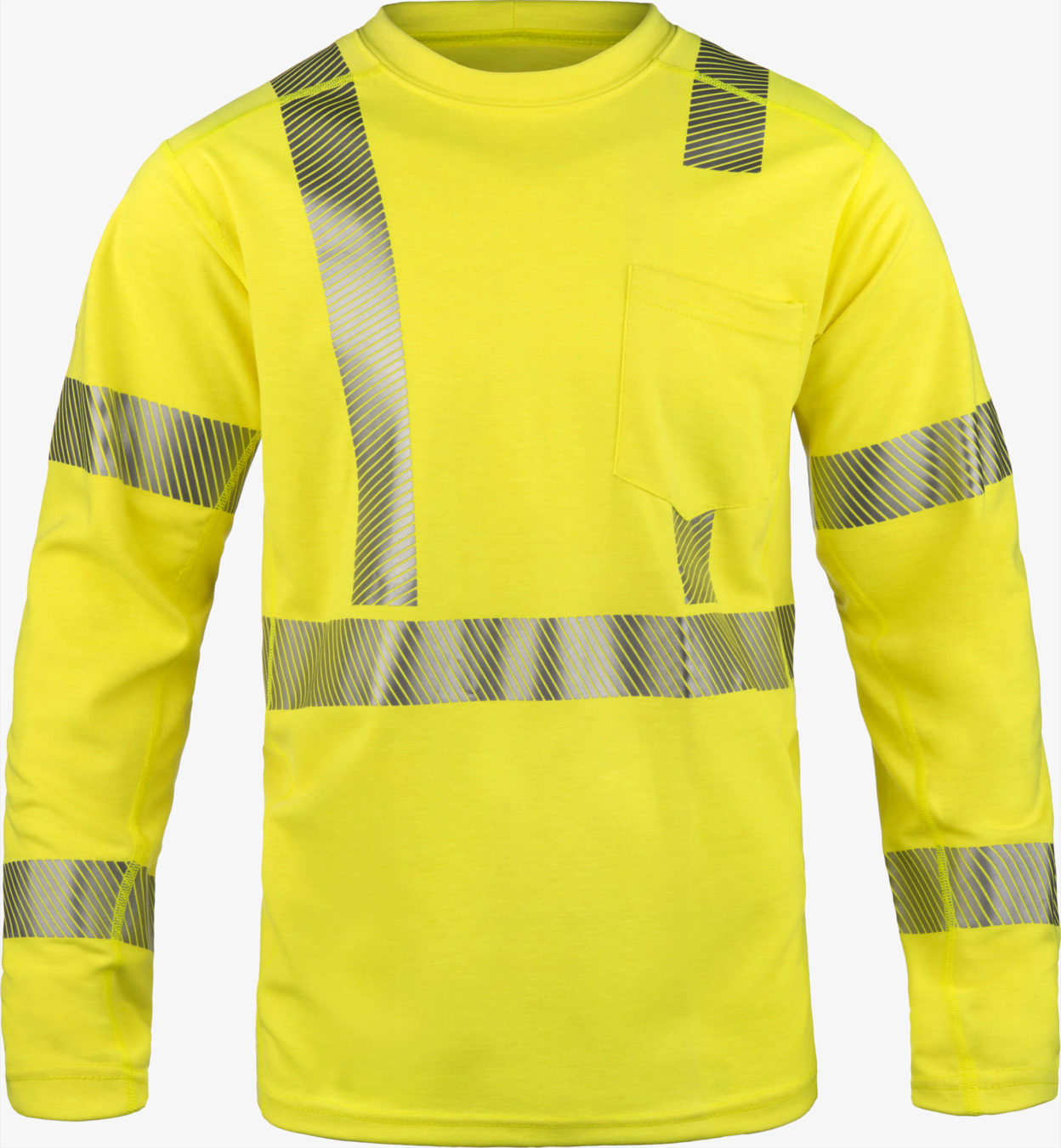 High Performance FR Long Sleeve Knit Crew by Lakeland Industries