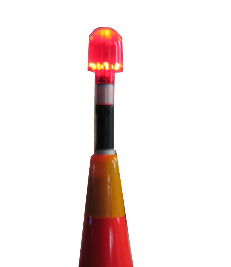 Traffic Cone Topper Lights