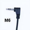 Adjustable Throat mic with Large PTT