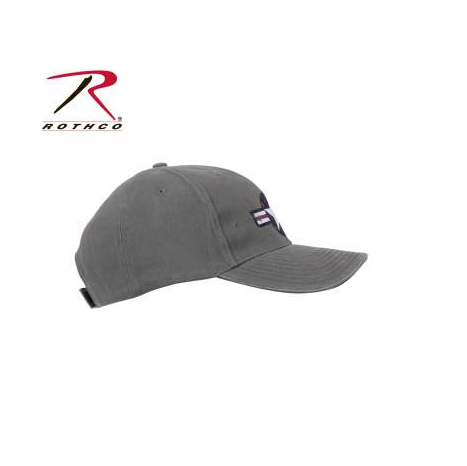 Rothco Vintage Air Corps Logo Low Profile Cap