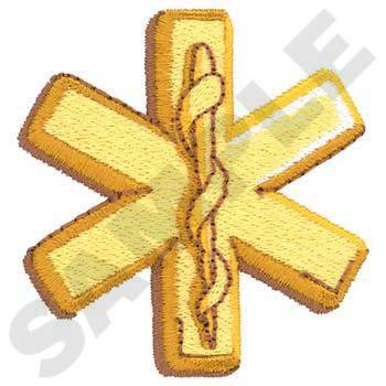 Star of Life-Gold