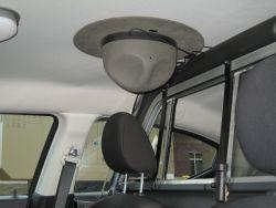 Vehicle Hat Rack