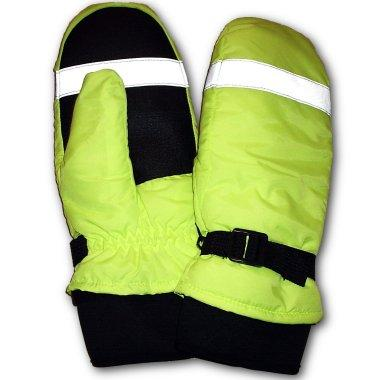 Super Duty Hi-Viz Traffic Mitten