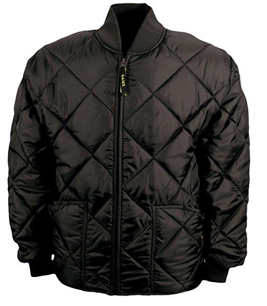 "Game Sportswear ""The Bravest"" Diamond Quilt Jacket - Emergency Responder Products 