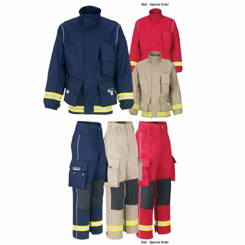 911 Series Extrication Coverall