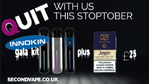 Innokin starter bundle - plus any 3 x 10ml - secondvape