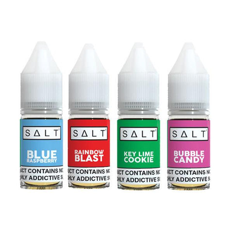 20MG SALT 10ML Flavoured Nic Salts - secondvape
