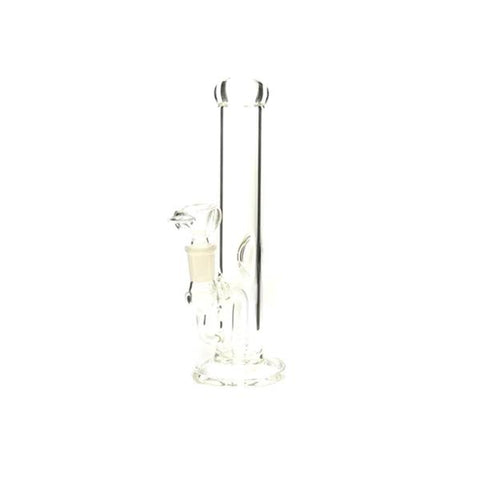 "6 x 7"" Medium Straight Glass Bong - WP-67"