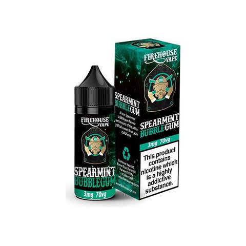 Firehouse Vape TPD 10ml 3mg (70VG/30PG) - secondvape