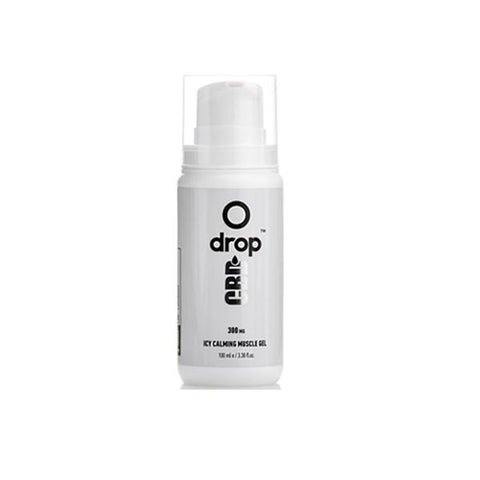 Drop CBD Icy Cooling & Calming 300mg CBD Muscle Gel 100ml