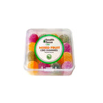 Health Focus CBD 160mg Mixed Fruits Gummies