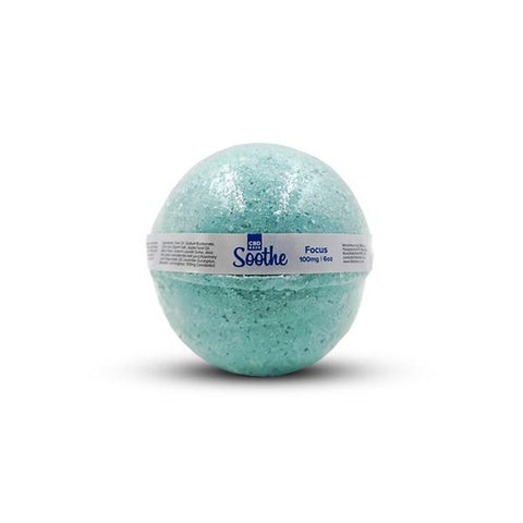 CBD Eaze 100mg CBD Bath Bombs – Focus - secondvape