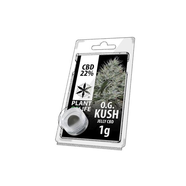CBD 1g Jelly OG Kush 22% - secondvape