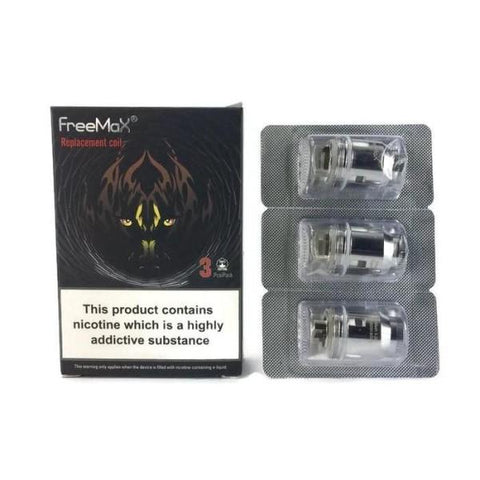FREEMAX Fireluke Mesh Coils - secondvape