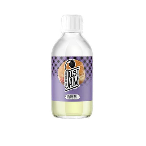 Just Jam 200ml Shortfil 0mg (80VG/20PG)