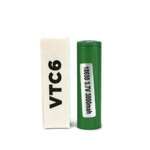 Sony VTC6 18650 3000mAh Battery - secondvape
