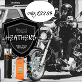 THE ULTIMATE FLAVOUR QUIT KIT ( Heathen edition )