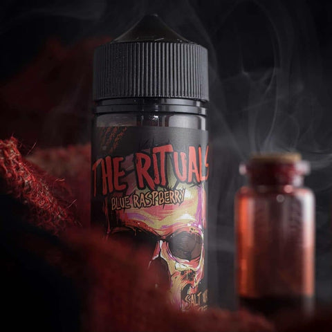 THE RITUALS - 120ML - 70VG/30PG