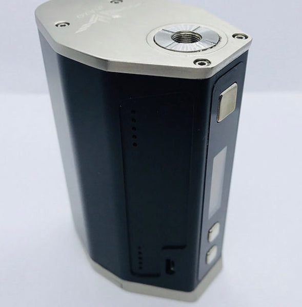 I joy maxo quad 18650 box mod (9/10 boxed ) C2C124 - secondvape
