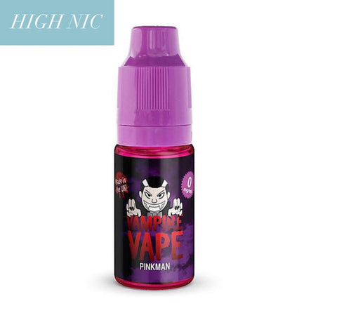 Vampire vape - Pinkman 12mg - secondvape