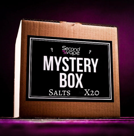 SALTS MYSTERY BOX x20 - secondvape