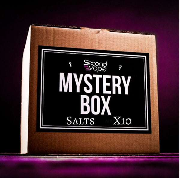 SALTS MYSTERY BOX x10 - secondvape