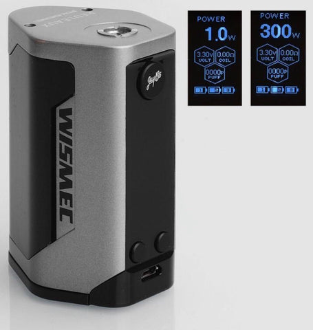 wismec gen 3 (mod only) Grey - secondvape