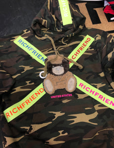 Army Teddy Bear Set