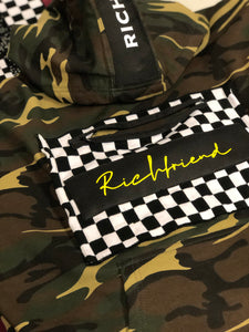 Richfriend Signature Checkered Fatigue set