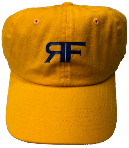 Mustard Yellow - Blue RF