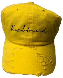 Yellow - Black Richfriend Signature