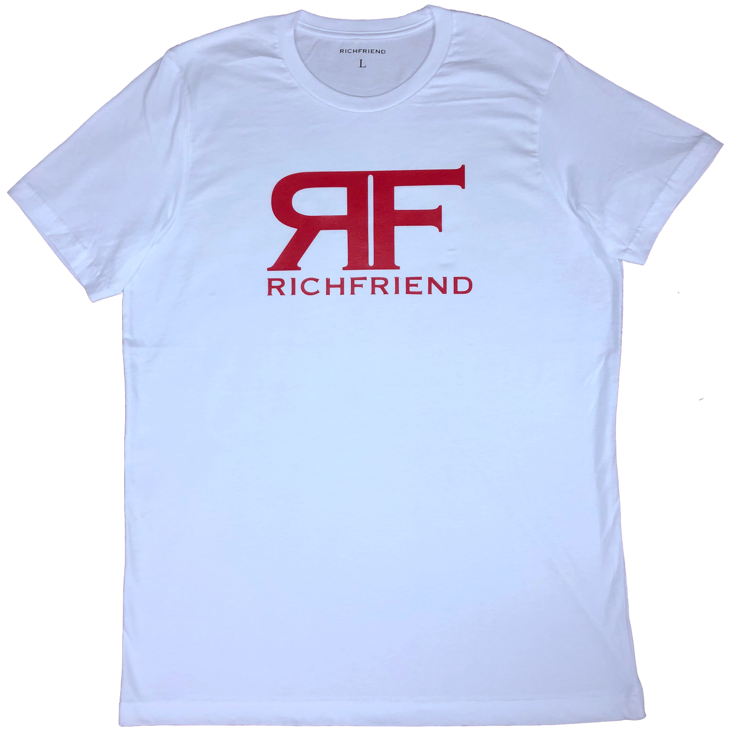 Red Classic Richfriend logo
