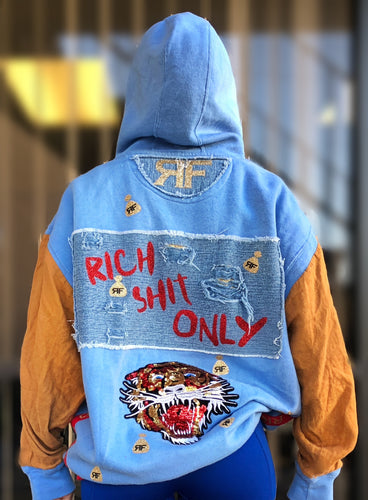 Rich Sh*t Only Hoodie