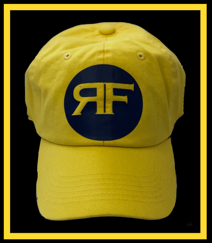 Rich Summer Yellow dad cap