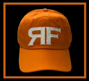 Orange Rich Dad Cap