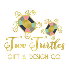 Two Turtles Old Branding