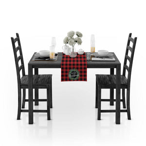 Buffalo Plaid Holiday Table Runners - My Treasured Gifts Co