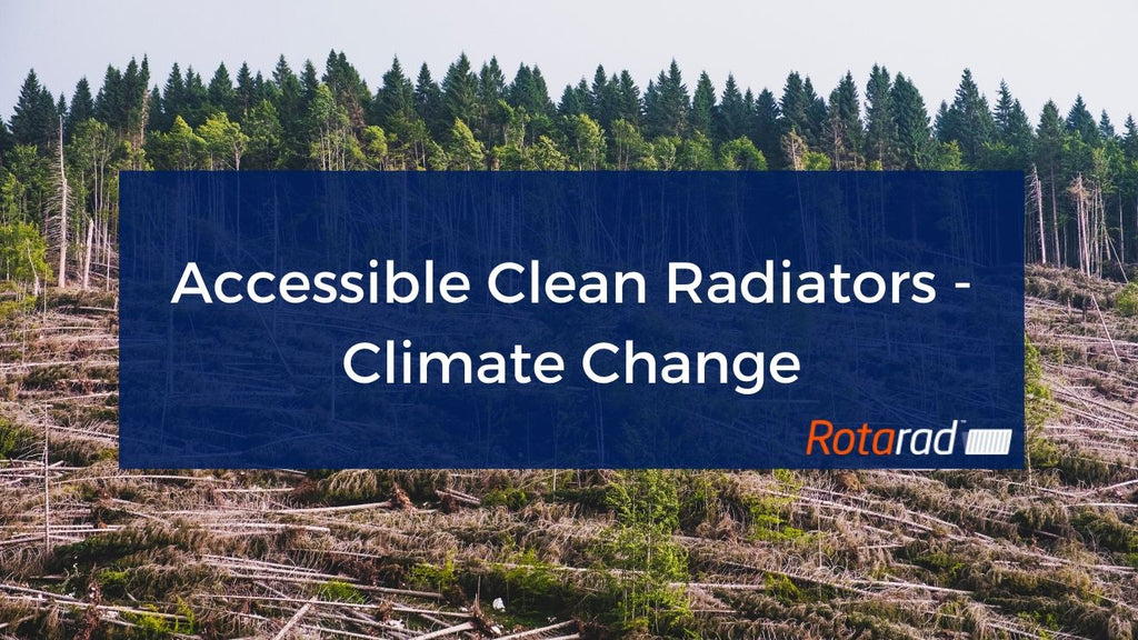 Accessible Clean Radiators - Climate Change